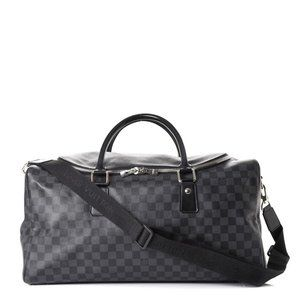 Louis Vuitton Damier Graphite Roadster 50 City Duf